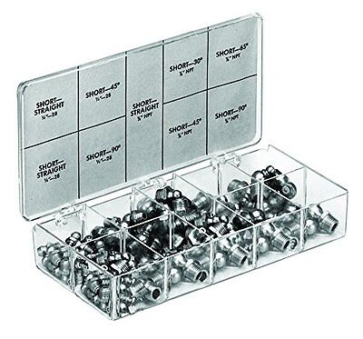 Plews (11-953) 100-Piece Deluxe Fitting Assortment
