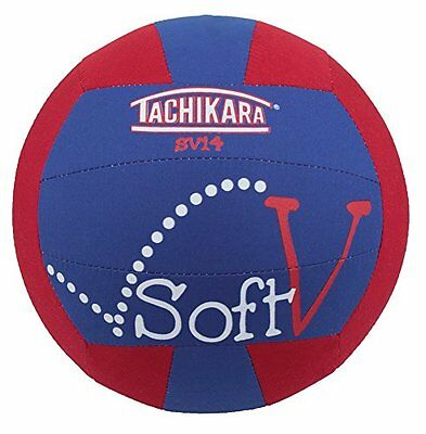 Tachikara Soft-V Fabric Volleyball