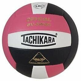 Tachikara SV5WSC Sensi-Tec composite, colorful high performance volleyball