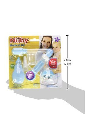 Nuby 6-Piece Medical Kit