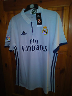 Real Madrid Football Shirt   'Large' - **.Reduced***