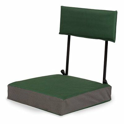 Stansport Coliseum Seat (X-Large, green/gray)