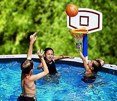 Jamming Basketball Game For Above Ground Pools