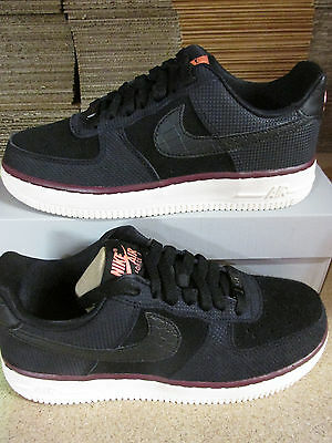 NIKE WOMENS AIR force 1 '07 suede trainers 749263 003