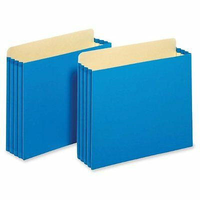 Globe-Weis Heavy Duty File Cabinet Pockets, 3.5-Inch Expansion, Letter Size