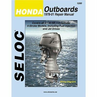 Honda Outboard Series Honda Outboards All Eng 1978-01