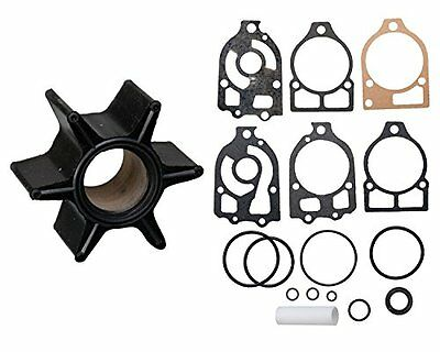 Sierra 18-3217D Impeller Kit for Mercury #1 Drives through S