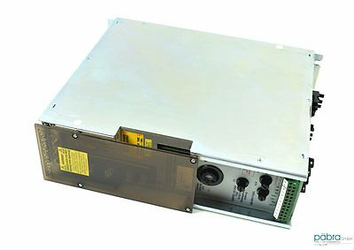 Indramat AC-Servo Power Supply,TVM 1.2-050-220/300-W1/220/380