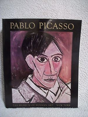 Pablo Picasso The Museum of Modern Art 1980