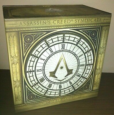 Assassin's Creed Syndicate Big Ben Collector's Edition New Sealed *no Game*