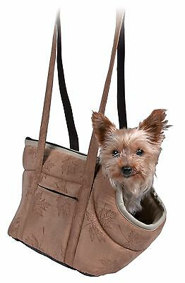 Trixie 36402 Vincent Pet Dog / Small Animal Carrying Bag Holdall 25×23×28cm