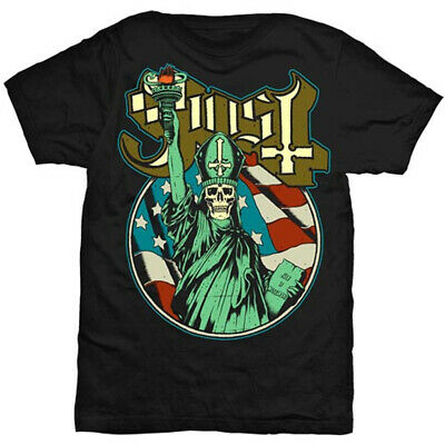 Ghost B.C 'Statue Of Liberty' T-Shirt - NEW & OFFICIAL!