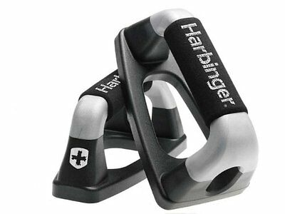 Harbinger 373500 Padded Handle Push-Up Bars