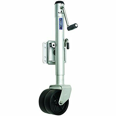 Fulton Trailer Tongue Jack, 6-Inch Dual Wheel