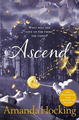 Ascend by Amanda Hocking (Paperback, 2012)-9781447205715-G011