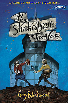 The Shakespeare Stealer by Gary Blackwood (Paperback, 1999)-9780862786342-G011