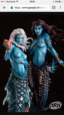 Twin Mermaid 1:4 ARH