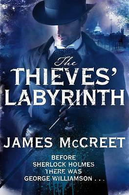 The Thieves' Labyrinth by James McCreet (Paperback, 2012)-9780330517225-G011
