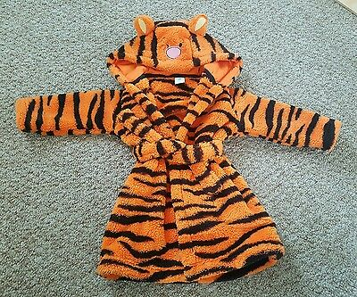 6-9 months Disney Tigger Dressing Gown. Perfect condition