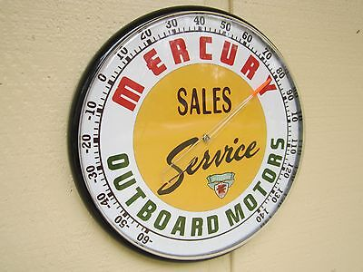 Mercury Outboard Motors - Sales & Service -  Thermometer -