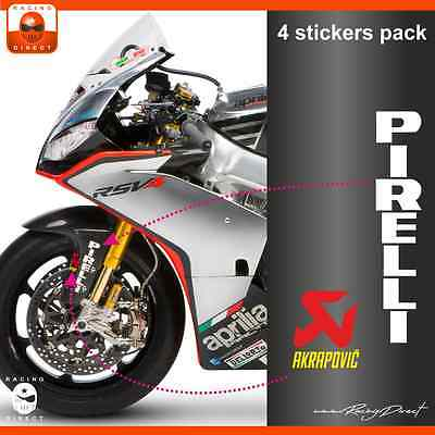 MT08 sticker APRILIA Monster RS4 RSV4 Tuono decal adesivi aufkleber adesivo