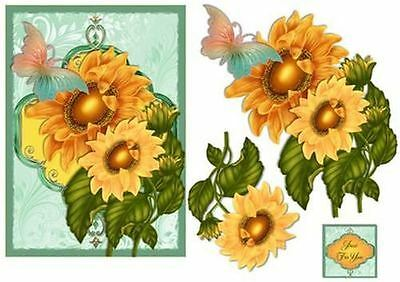 Sunflowers by Sheila Rodgers