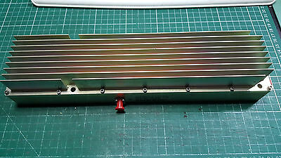 10w Solid State Power Amplifier , 4.4 GHz to 5 GHz  , Military RF Amplifier