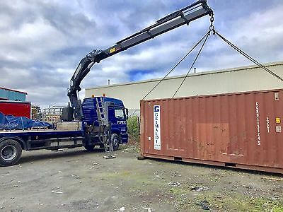 20 ft Shipping Container FREE DELIVERY 20 Miles