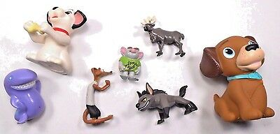 Disney Mixed Movie Animals Just Play Loose Lot 7