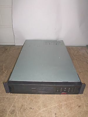 APC DLA3000RMI2U 3000VA UPS Battery Backup 8 x IEC13 RS232 - NO BATTS - Working