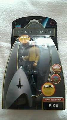 Star Trek warp collection Pike