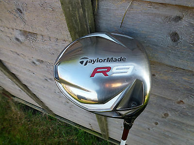 TaylorMade R9 10.5 Driver/Wood In Very Good Condition