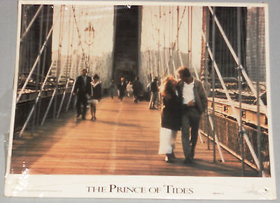 The Prince Of The Tides B.streisand Original Lobby Cards Set(8X10 Inchs) Sealed