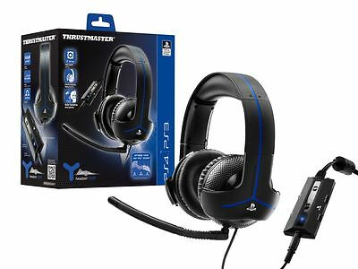 Casque Gaming Thrustmaster Y-300P NEUF PS4 & PS3 esport Gaming
