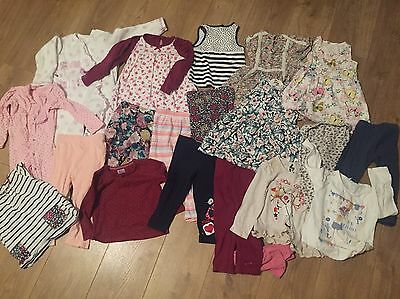 Baby Girls Clothes Bundle - Age 18-24 Months