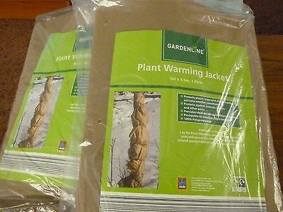 2  Winter  Plant  Warming  Jackets  ** Reduced Price.**