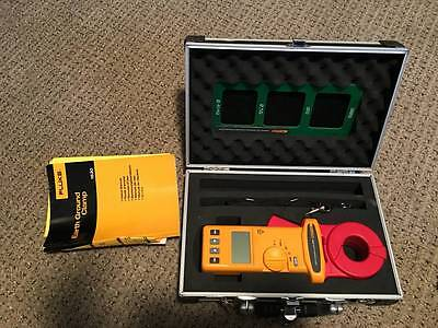 Fluke 1630 Earth Ground Loop Tester Clamp Meter Complete! Perfect Shape! SAVE$$$