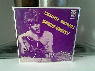 "David Bowie "" SPACE ODDITY "" Super Rare PHILIPS BIEM Portugese Mono 1st Pressing"