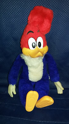 Vintage Plush / Hard Plastic Woody Woodpecker