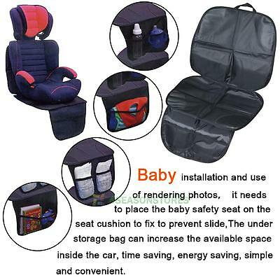 Car Seat Child Kids Protective Anti-slip Mat Waterproof Protector Cushion Cover