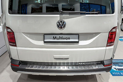 bumper protection made of stainless steel for VW T6 / Multivan / Caravelle