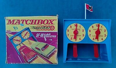 Matchbox Superfast SF18 Lap Counter