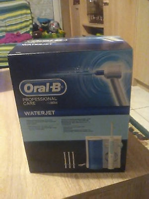 oral b professional care waterjet