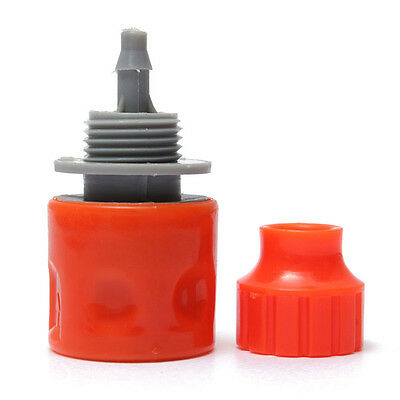 New 5/8 Inch Tap Quick Connector Garden Water Hose Adapater Fitting