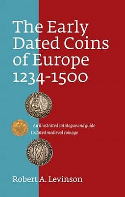 Early Dated Coins of Europe, 1234-1500, OUT OF PRINT, brand new, still sealed!!!
