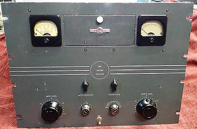 Vintage 1955 Collins Tube Limiter Compressor. Very Rare!! Serviced/Overhauled #2