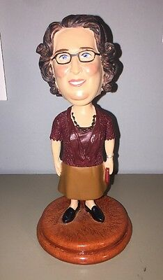 The Office Bobblehead Phyllis Smith Phyllis Lapin NBC Universal EUC