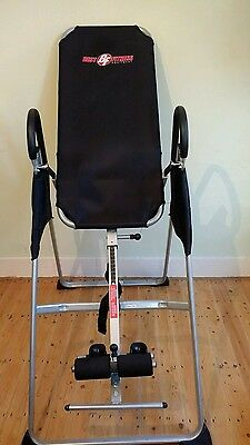 Best BF Fitness Folding inversion Back Therapy Table