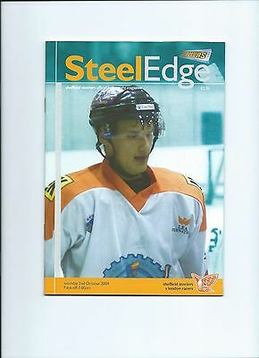 04/05 Sheffield Steelers v London Racers