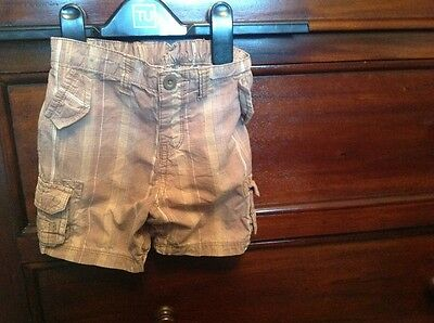 Baby boutique boys 12-18 month old shorts